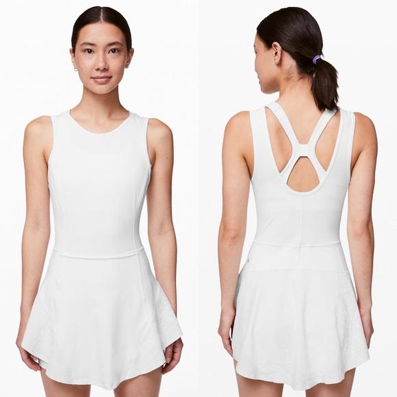 Lululemon Serene Stride Dress